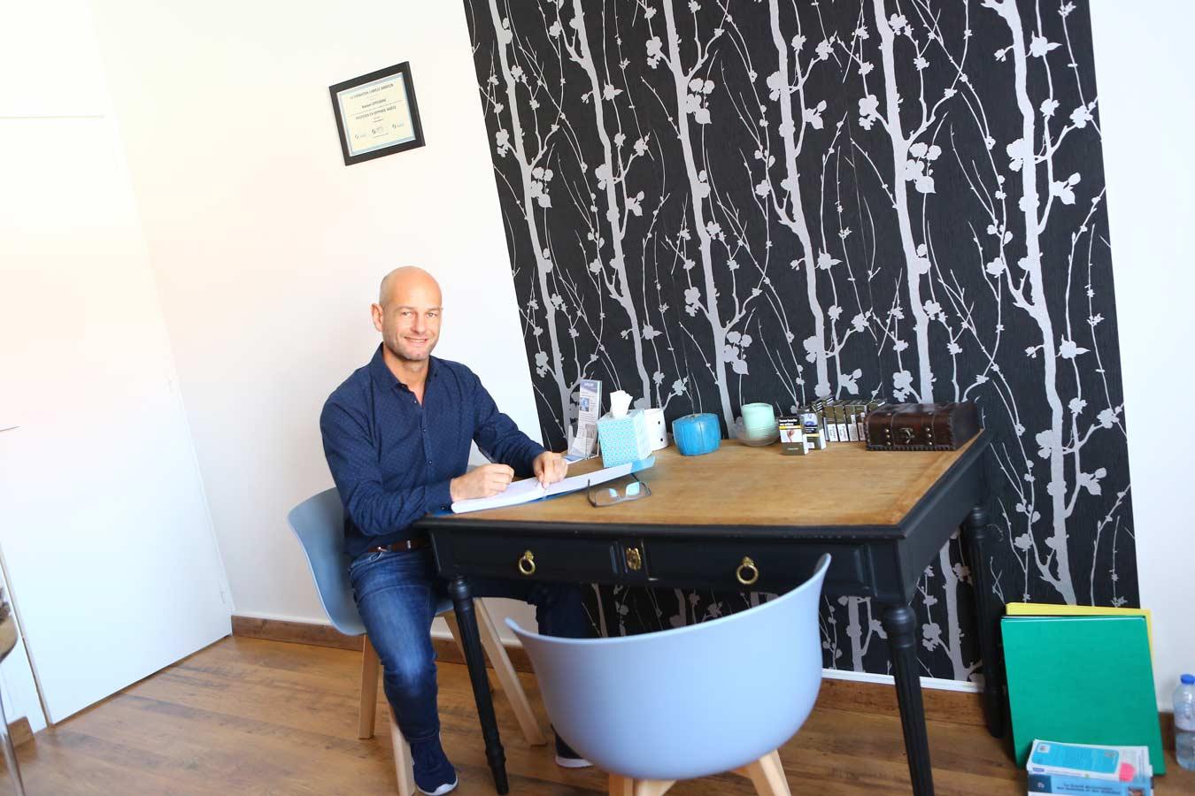 Manuel Appendini, hypnothérapie en Vendée 85